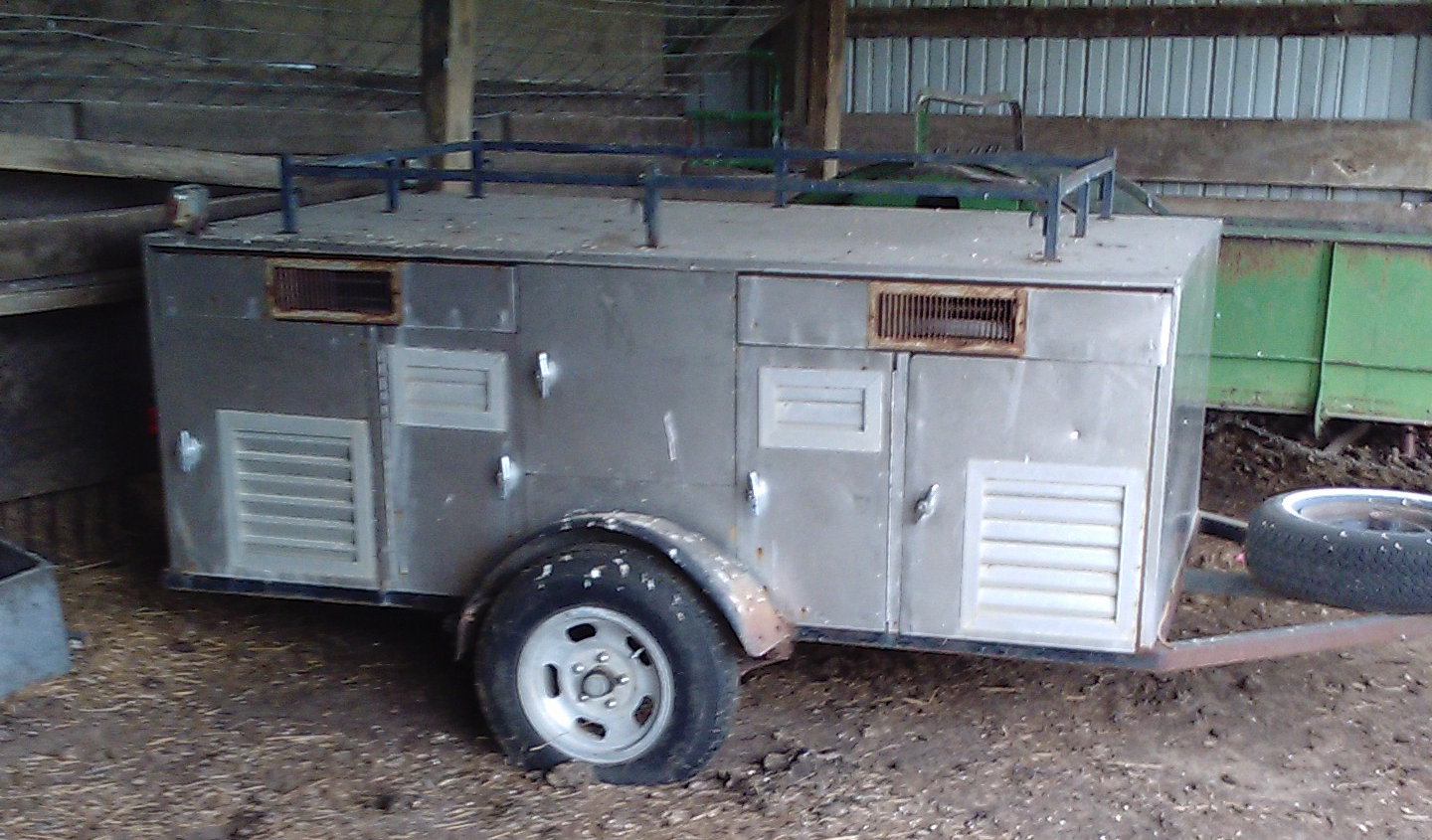 Dog Trailer For Sale