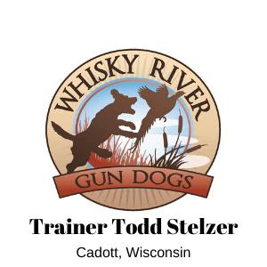 Whisky River Gun Dogs – Todd Stelzer Cadott, Wisconsin