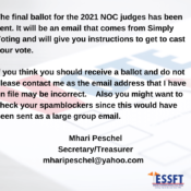 Final 2021 NOC Judges Ballot