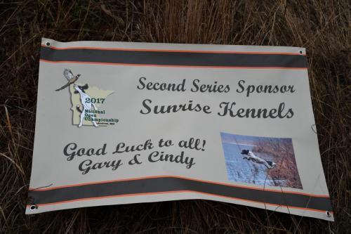 2nd Series Sponsors